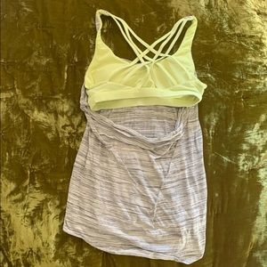 Lululemon free to be 2 in 1 tank top 6